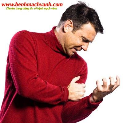 Cơn đau tim là dấu hiệu muộn của bệnh rối loạn mỡ máu